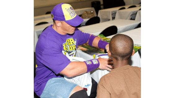 For more than 25 years, WWE has been granting the wishes of children.