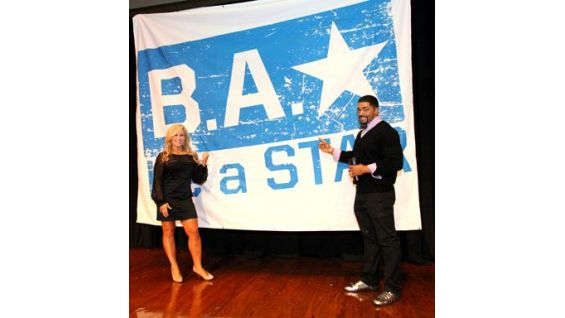 For more information about be a STAR, visit beastaralliance.org.