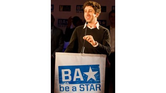 Simon Helberg discusses the anti-bullying alliance.