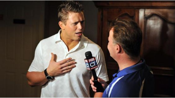 The Miz talks to Connecticut's Fox 61 about the Travelers Championship Celebrity Pro-Am and the many charities it benefits.