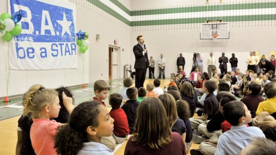 Be a STAR has the resources and tools to help students, parents and teachers put an end to bullying in schools and communities.