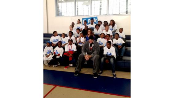 It looks like the Boys and Girls Club of Hartford is ready to be a STAR!
