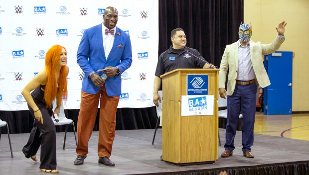 WWE hosts Be a STAR rally in Tucson, Ariz.: photos