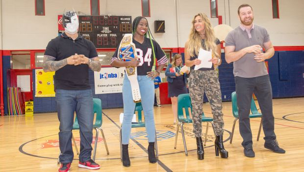 WWE hosts Be a STAR rally in Atlanta in May 2017: photos
