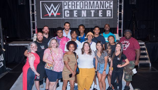 Boys & Girls Clubs of America Career Day at the WWE Performance Center: photos