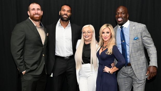 Superstars take part in Boys & Girls Clubs of Tampa Bay's Great Futures Breakfast: photos
