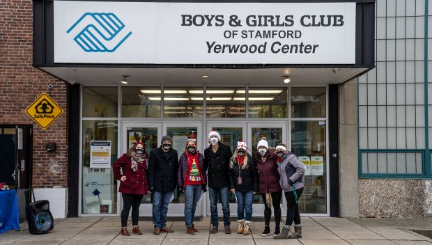 WWE Season of Giving – WWE hosts holiday sing-along with Boys & Girls Clubs of Stamford: photos