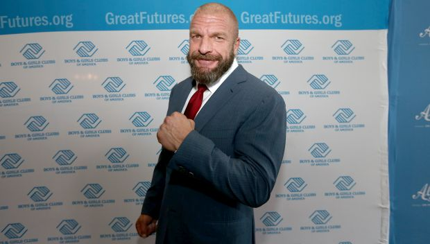 "Paul ""Triple H"" Levesque enters Boys & Girls Clubs of America Alumni Hall of Fame: photos"
