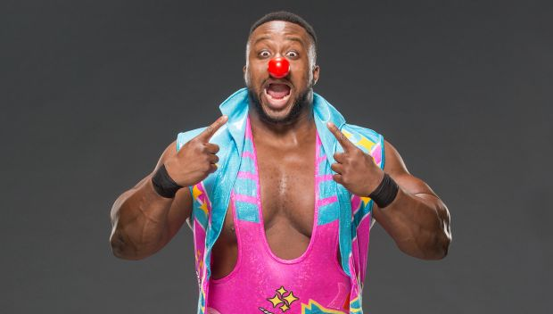 WWE celebrates Red Nose Day 2016: photos