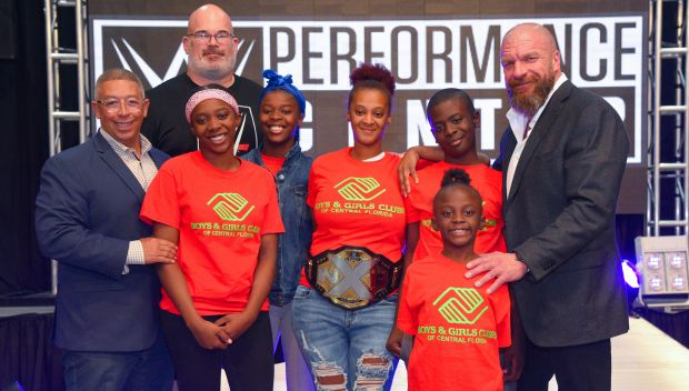 BGCA family tours WWE Performance Center with Triple H: photos