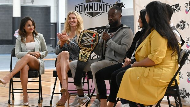WWE and Girl Up host Sports For A Purpose panel during SummerSlam Week in Toronto: photos