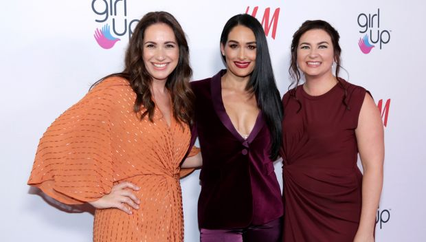 Nikki Bella joins the Girl Up #GirlHero Awards: photos
