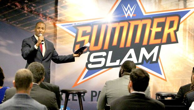 WWE hosts a Hire Heroes USA Employment Panel: photos