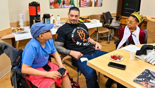 Superstars visit kids at The Children's Hospital at Montefiore: photos