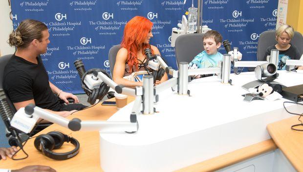 WWE Superstars visit Children's Hospital of Philadelphia: photos