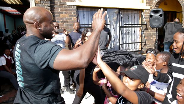 Titus Worldwide host Be a Star Rally & Leadership Event in Pretoria, South Africa: photos