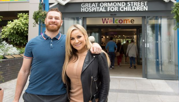 WWE Superstars visit London's Great Ormond Street Hospital for Childen: photos