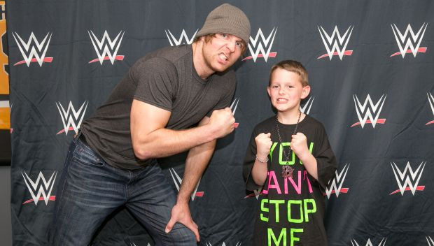 Dean Ambrose grants Devon's wish: photos