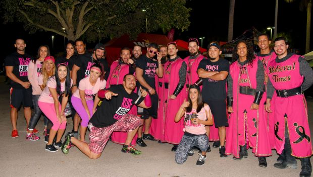 NXT Superstars and Divas host Florida Susan G. Komen Race for the Cure: photos