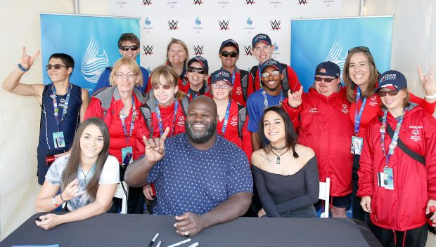 Day 2 of the 2018 Special Olympics USA Games: photos