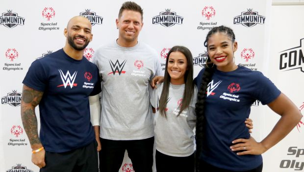 Superstars play bocce with Special Olympics Florida Athletes: photos