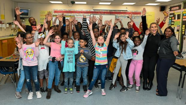 Natalya and Big E host UNICEF Kid Power visit in Tampa: photos