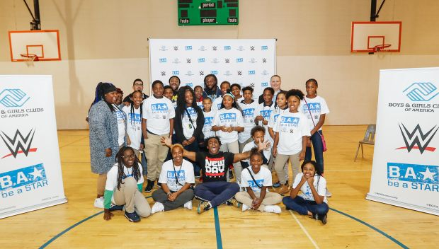 The New Day visit Boys & Girls Clubs of Northwest Indiana: photos