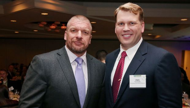 WWE at Concussion Legacy Foundation 8th Annual Impact Awards: photos