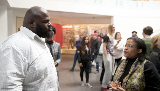 Mark Henry and Daniel Bryan visit the National Civil Rights Museum: photos