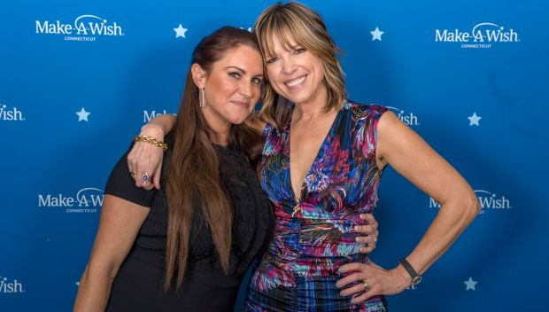 Stephanie McMahon honored at Make-A-Wish Connecticut Wish Night: photos