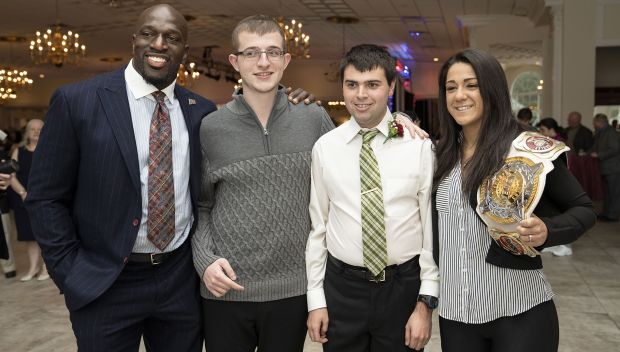 WWE honored at Special Olympics Connecticut's 2019 Annual Awards Dinner: photos