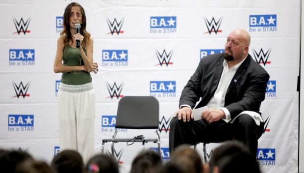 WWE hosts a Be a STAR rally with Lizzie Velásquez in Texas: photos
