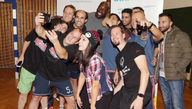 WWE hosts a Special Olympics event in Berlin: photos