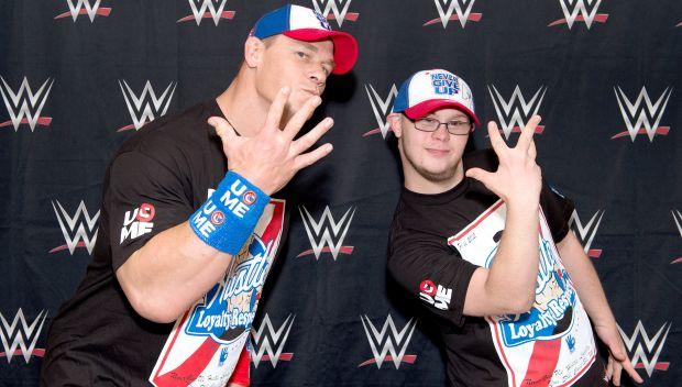 John Cena grants Randy's wish in Pittsburgh: photos