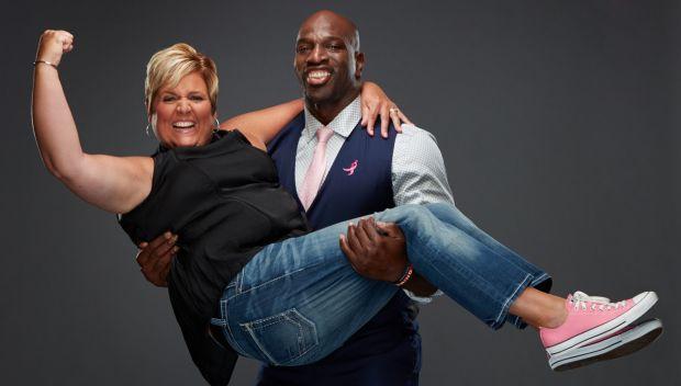 Go behind the scenes of WWE's 2016 Susan G. Komen PSA: photos
