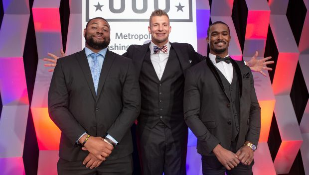 WWE Superstars join USO-Metro's 38th Annual Awards Dinner: photos