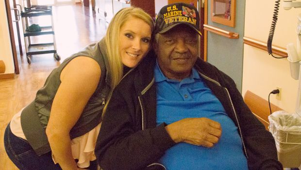 NXT Superstars visit Orlando's U.S. Veterans: photos