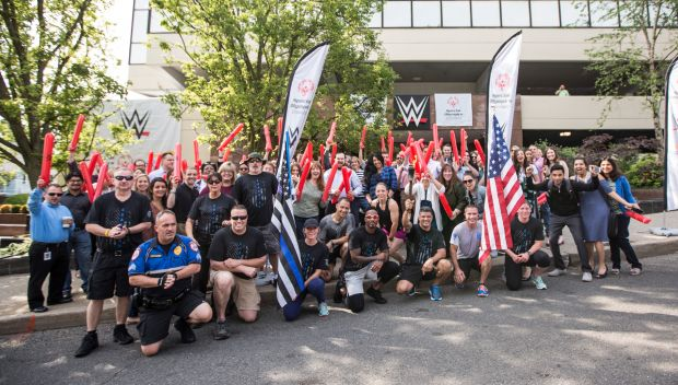 Special Olympics Connecticut 2018 Torch Run comes to WWE HQ: photos