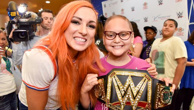 Superstars visit kids at The Children's Hospital at Montefiore: photos