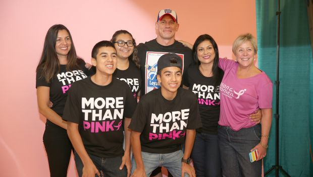 WWE hosts Susan G. Komen honorees before Raw and SmackDown LIVE: photos
