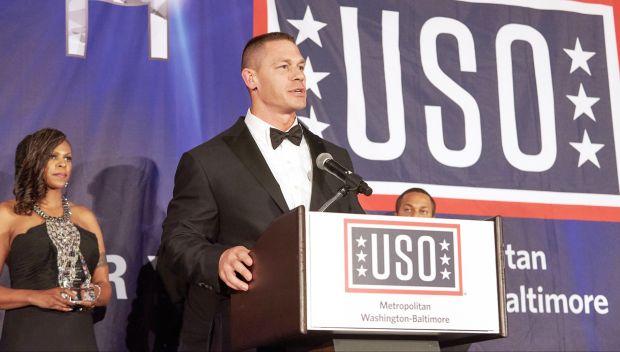 John Cena honored at USO-Metro Annual Awards Dinner: photos