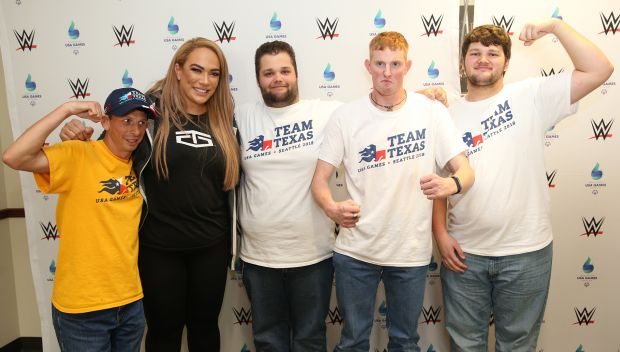Superstars celebrate the Road to the Special Olympics 2018 USA Games: photos