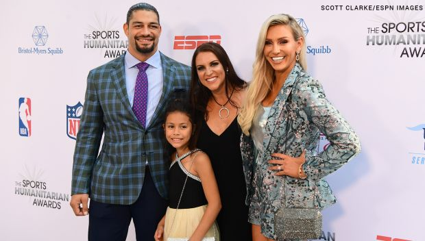 WWE wins League Humanitarian Leadership Award at ESPN's Sports Humanitarian Awards