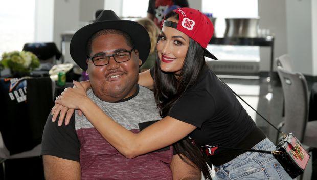 Superstars meet Make-A-Wish kids during SummerSlam Week: photos