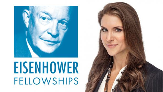 Stephanie McMahon selected as Eisenhower Fellow