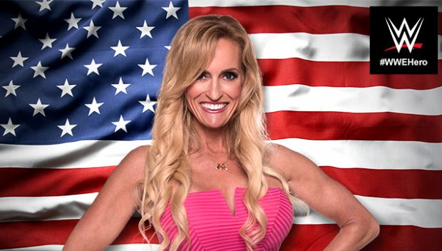 Dana Warrior blogs about patriotism