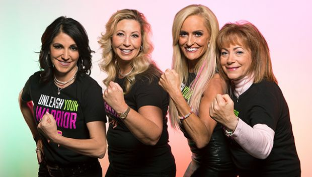 Unleash Your Warrior: Dana Warrior blogs about Breast Cancer Awareness Month