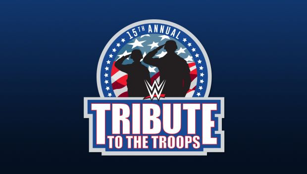 WWE thanks America's Armed Forces with the 15th annual WWE Tribute to the Troops celebration