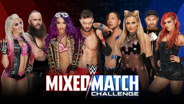 WWE supports 12 charities with new Facebook Watch show WWE Mixed Match Challenge