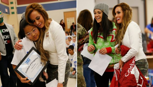 Dana Warrior blogs about her unforgettable trip to Fort Hood for Tribute to the Troops